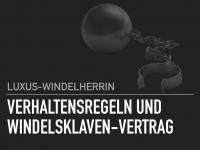 Verhaltensregeln und Windelsklaven-Vertrag